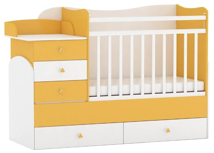 Кроватка Фея 1400 (трансформер)