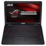 Ноутбук ASUS G551JM (Core i7 4710HQ 2500 Mhz/15.6