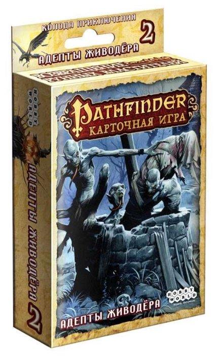 HOBBY WORLD Pathfinder. Адепты живодёра
