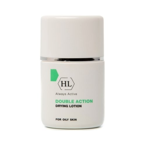 Holy Land Подсушивающий лосьон DOUBLE ACTION Drying Lotion, 30 мл holy land лосьон super lotion