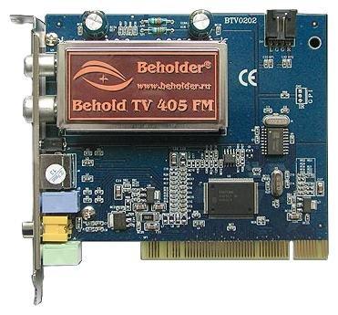 Beholder Behold TV 405 FM