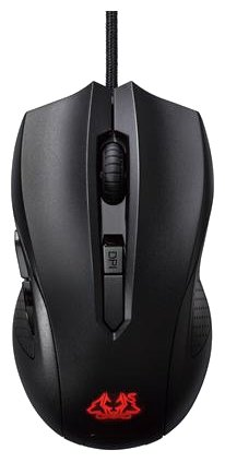 ASUS ROG Cerberus Mouse Black USB