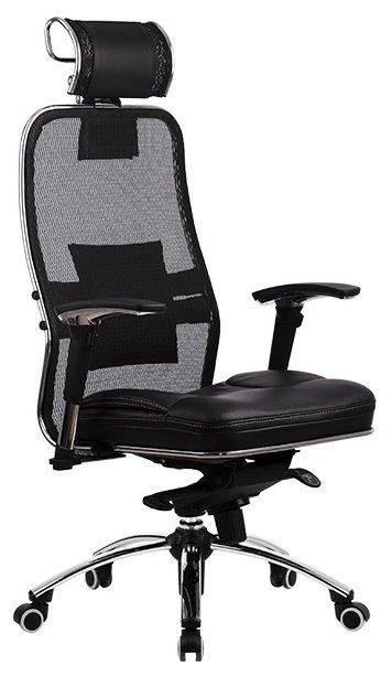 Компьютерное кресло Метта Samurai SL-3 для руководителя — 61 предложение — купить по выгодной цене на Яндекс.Маркете