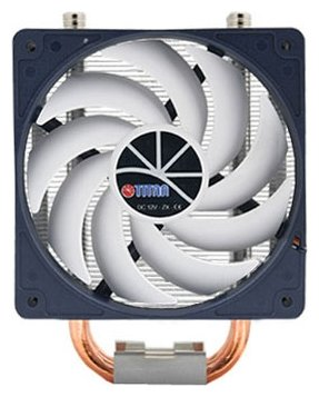 Titan Кулер для процессора Titan TTC-NC15TZ/KU(RB)