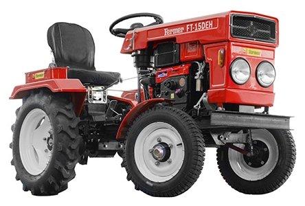 Мини-трактор Fermer FT-15DEH