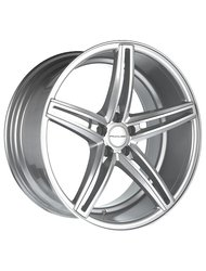 Диски Racing Wheels H-583 8,5x20 5x112 D66.6 ET30 цвет WSS - фото 1