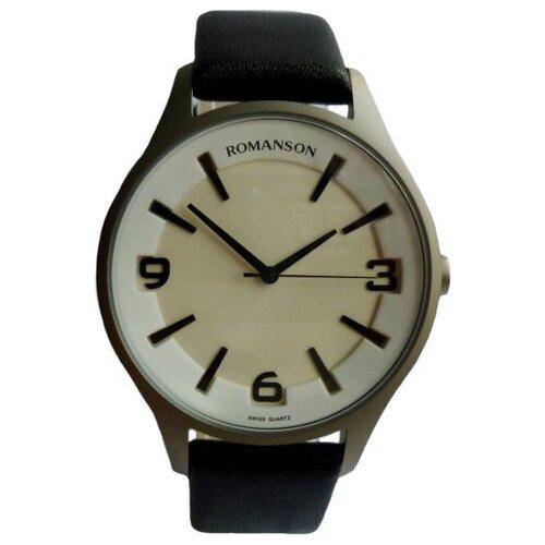 Наручные часы ROMANSON TL1243MW(WH)BK romanson tl 1272j mg wh bk