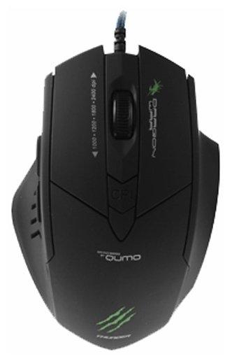 Qumo Thunder Black USB