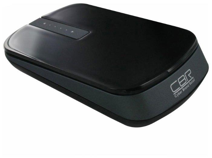 CBR CM 750 Black USB