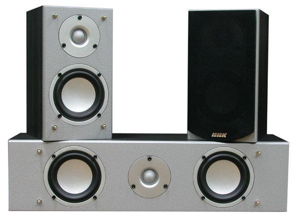 Комплект акустики BBK MC-5/MS-5