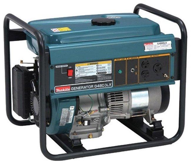 Бензиновый генератор Makita G4800LX (3300 Вт)