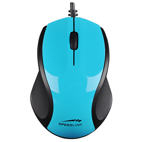 Мышь SPEEDLINK Minnit 3-Button Micro Mouse Patrol Blue SL-6121-SPL USB