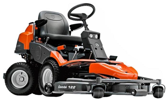 Райдер Husqvarna R 422Ts AWD