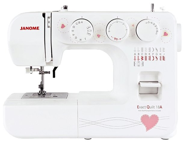 Janome Exact Quilt 18A (EQ 18A)