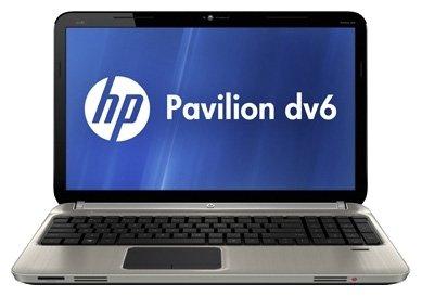 Ноутбук HP PAVILION DV6-6100