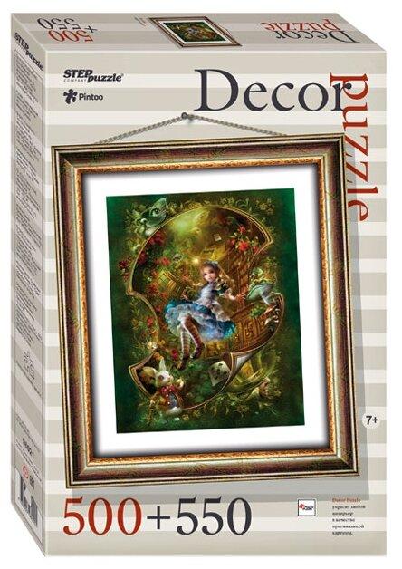 Пазл Step puzzle Decor Алиса (98021), 500 дет.
