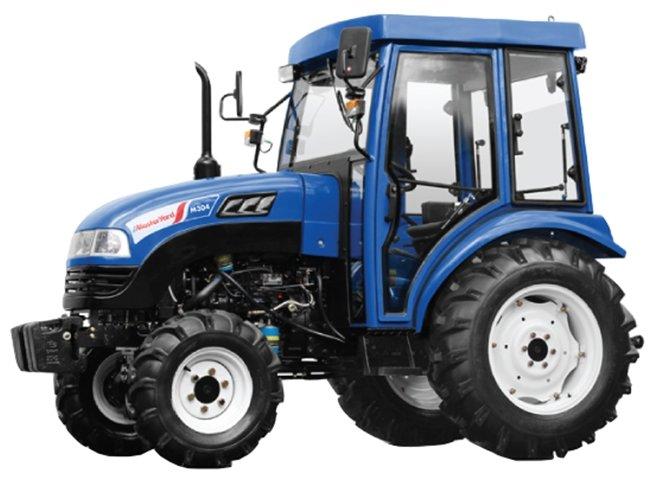 Сельскохозяйственный трактор MasterYard М304 4WD