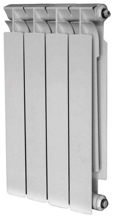 Радиатор биметаллический Tenrad ВМ 500 — купить по выгодной цене на Яндекс.Маркете