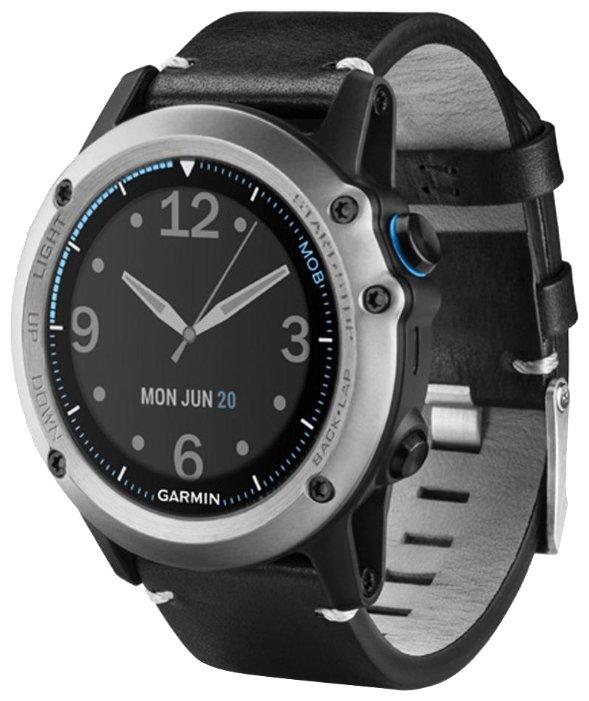 GARMIN Смартчасы Quatix 3 (010-01338-1B)