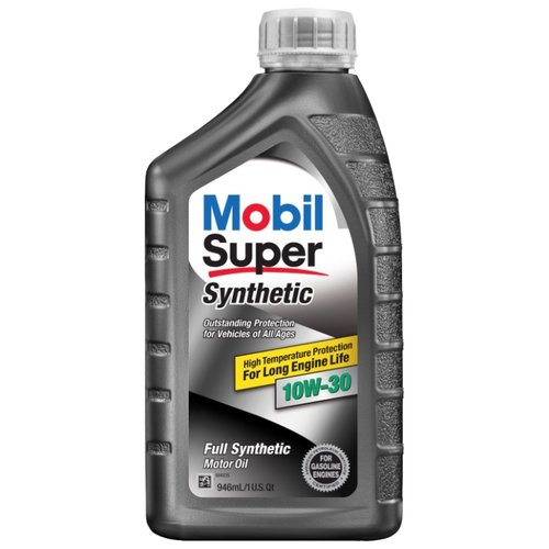 Моторное масло MOBIL Super Synthetic 10W-30 0.946 л