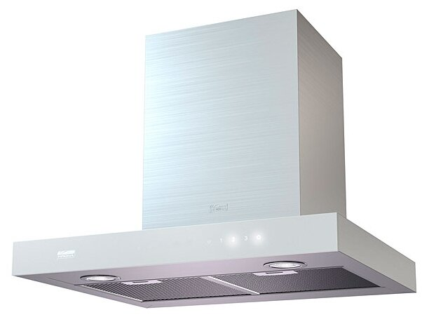 Kronasteel Paola sensor 600 inox/white