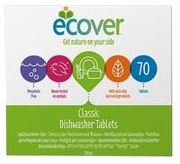 Ecover экологические таблетки для посудомоечной машины 70 шт.