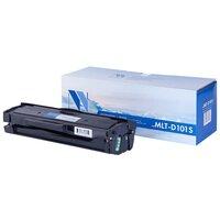 Картридж NV Print MLT-D101S для принтеров Samsung ML-2160/ ML-2165/ ML-2165W/ SCX-3400/ 3400F/ 3405/ 3405F/ 3405FW/ 3405W, 1500 страниц