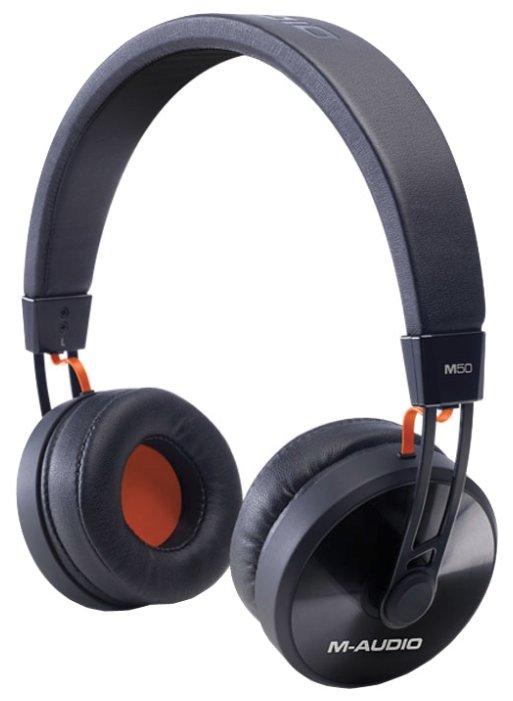 M-Audio M50 мониторные наушники