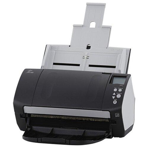 Сканер Fujitsu fi-7180 черный 2