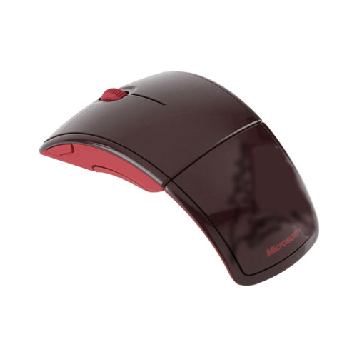 Мышь Microsoft Arc Mouse Red USB