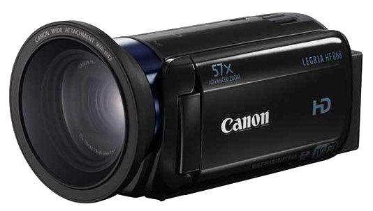 Canon Legria HF R68 Black