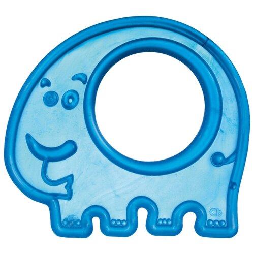 Купить Прорезыватель Canpol Babies Elastic teether 13/109 голубой слоник, Погремушки и прорезыватели