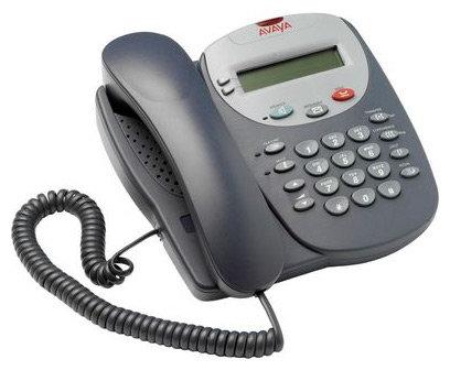 VoIP-телефон Avaya 5602SW