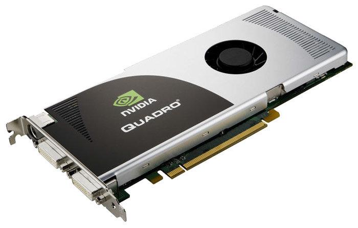 PNY Quadro FX 3700 600Mhz PCI-E 512Mb 1800Mhz 256 bit 2xDVI