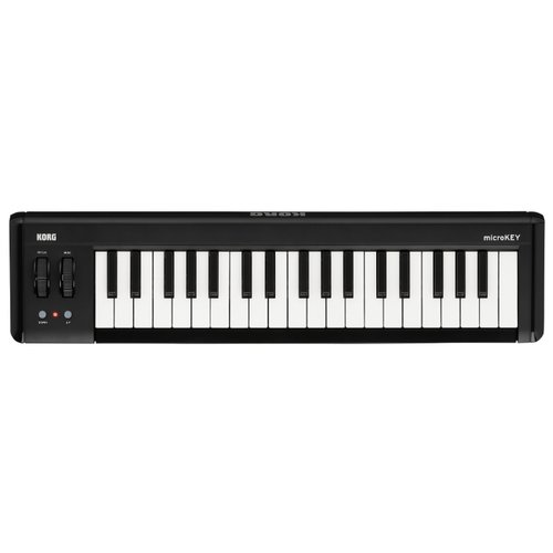 MIDI-клавиатура KORG microKEY2-37 черный korg kingkorg