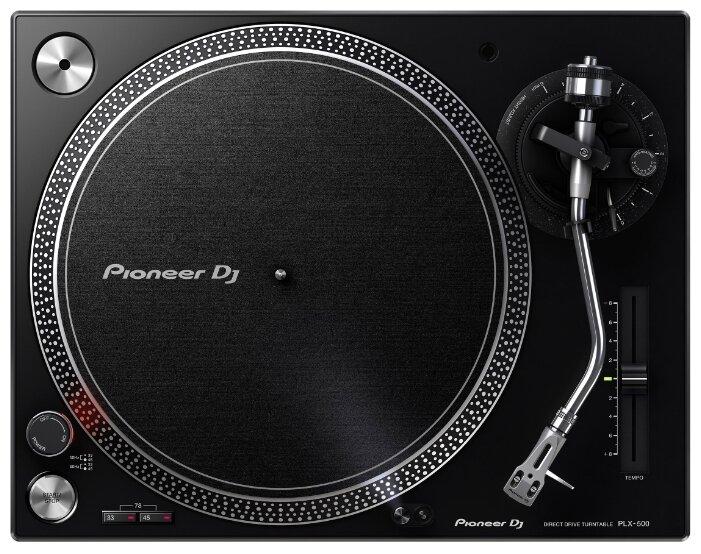 Pioneer Виниловый проигрыватель Pioneer PLX-500