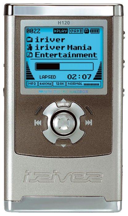Плеер iRiver H110
