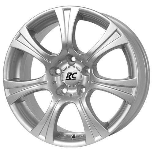 Колесный диск RC Design RC15 6.5x16/5x108 D63.4 ET50 KS