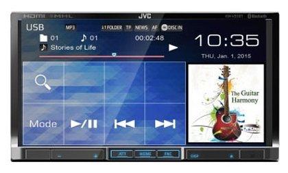 JVC KW-V51BTEE