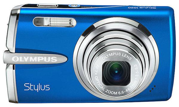 Фотоаппарат Olympus Mju 1020