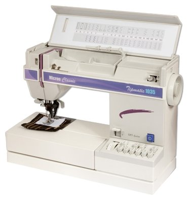 Швейная машинка Micron Classic 1035
