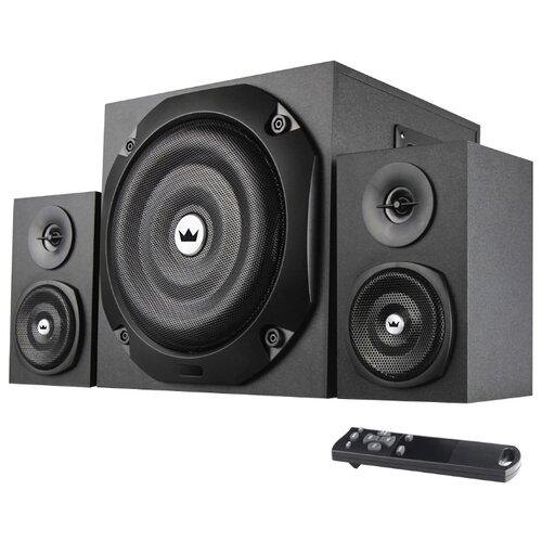 цена на Компьютерная акустика CROWN MICRO CMBS-401 черный