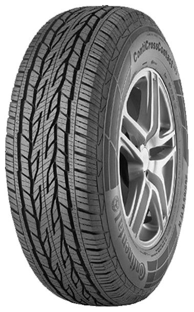 Шины летние Continental ContiCrossContact LX2 225/65 R17 102H