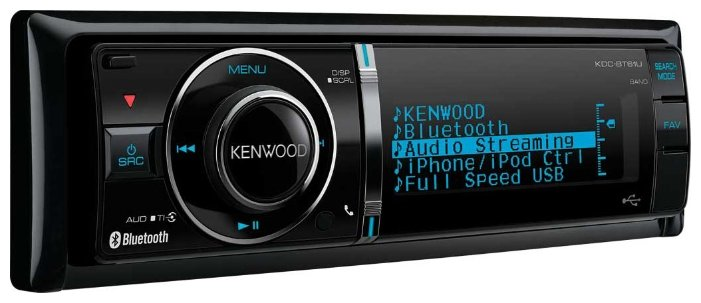 Автомагнитола KENWOOD KDC-BT61U