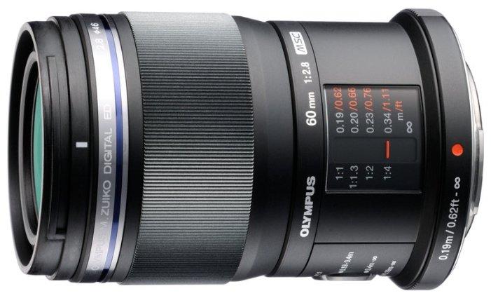 Объектив Olympus ED 60mm f/2.8 Macro