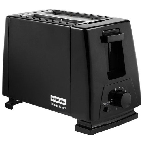 Тостер Normann AST-025 черный