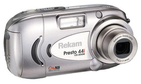 Фотоаппарат Rekam Presto-44i