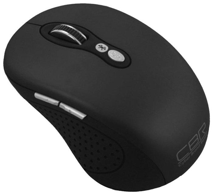 Мышь CBR CM 530 Bt Black Bluetooth
