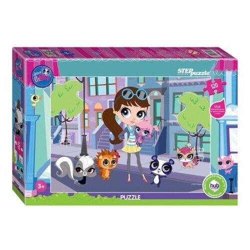 Пазл Step puzzle Hasbro (75117), 120 дет.