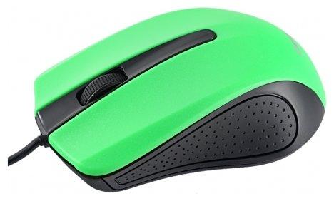 Мышь Perfeo PF-353-OP-GN Black-Green USB